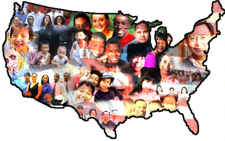 تعداد السكان في الولايات المتحدة